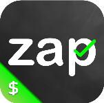 #01 - Zap Surveys Logo