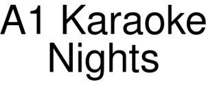 A1 Karaoke Nights Logo