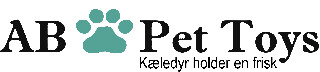 AB Pet Toys Dk Logo