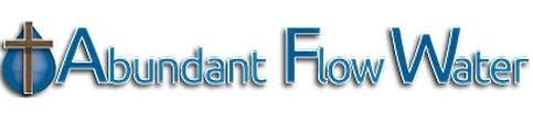 Abundant Flow Water Logo