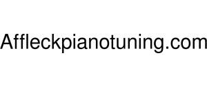 Affleckpianotuning Logo