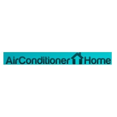 Air Conditioner Home Logo