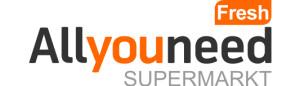 All You Need Fresh Logo