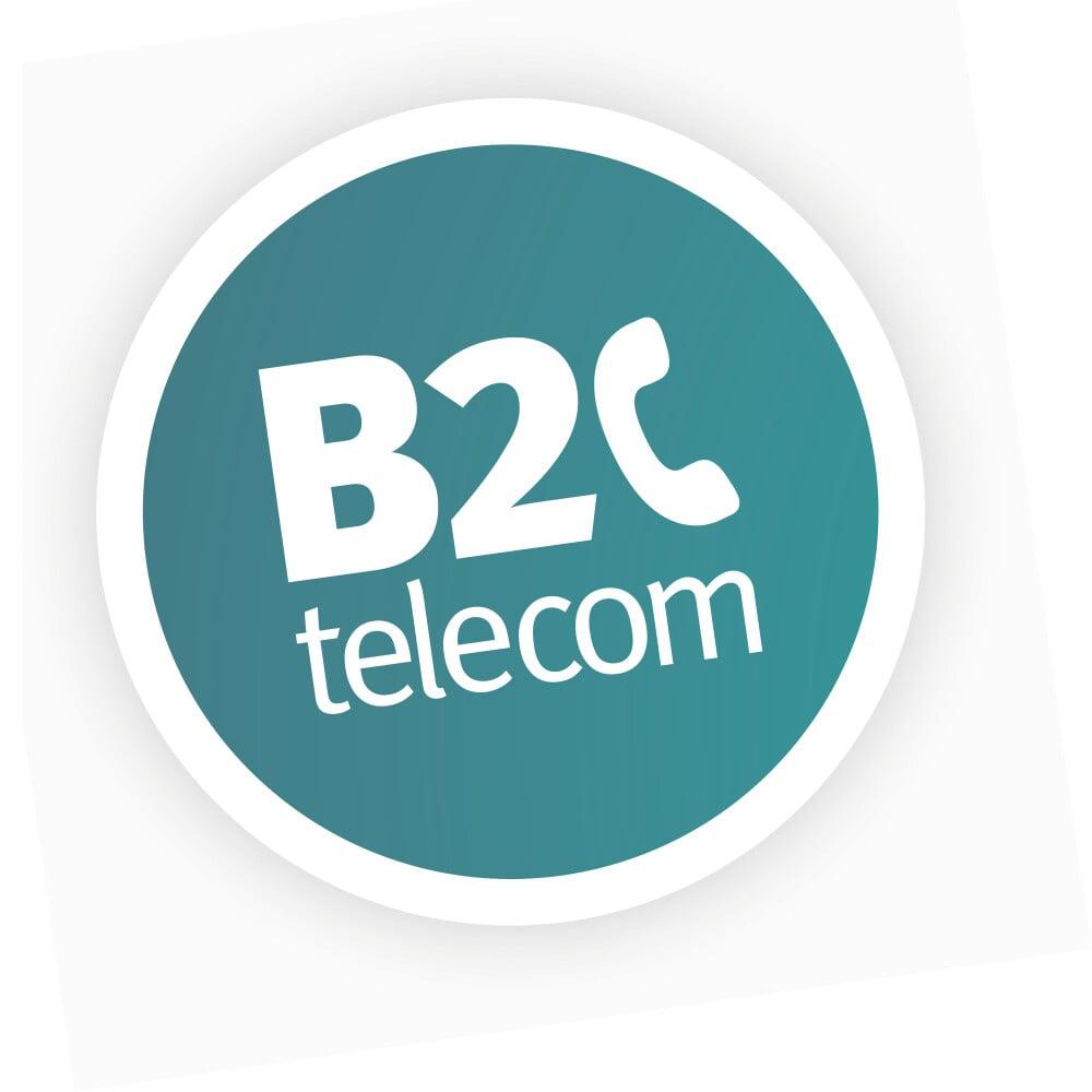 B2ctelecom Logo