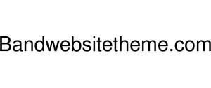 Bandwebsitetheme Logo