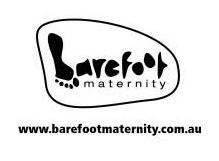 Barefoot Maternity Logo