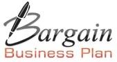 Bargain Business Plan Logo
