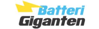 BatteriGiganten.se Logo