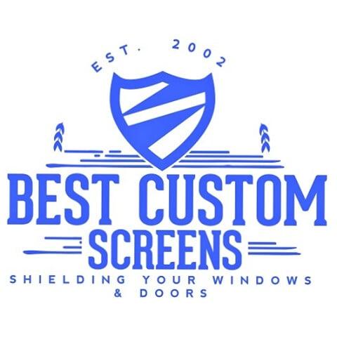 Best Custom Screens Logo