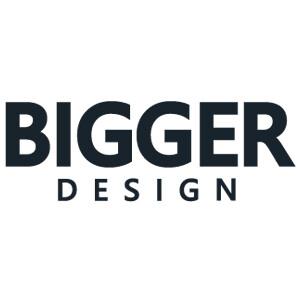 Bigger-design Logo