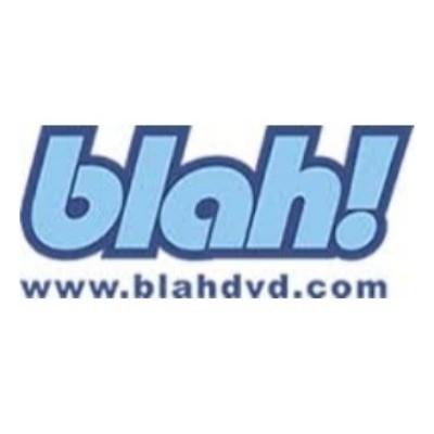 Blah DVD Logo