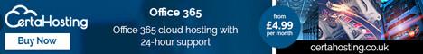 Certa Hosting Logo