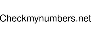 Checkmynumbers Logo
