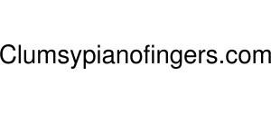 Clumsypianofingers Logo