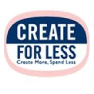 Create For Less Logo