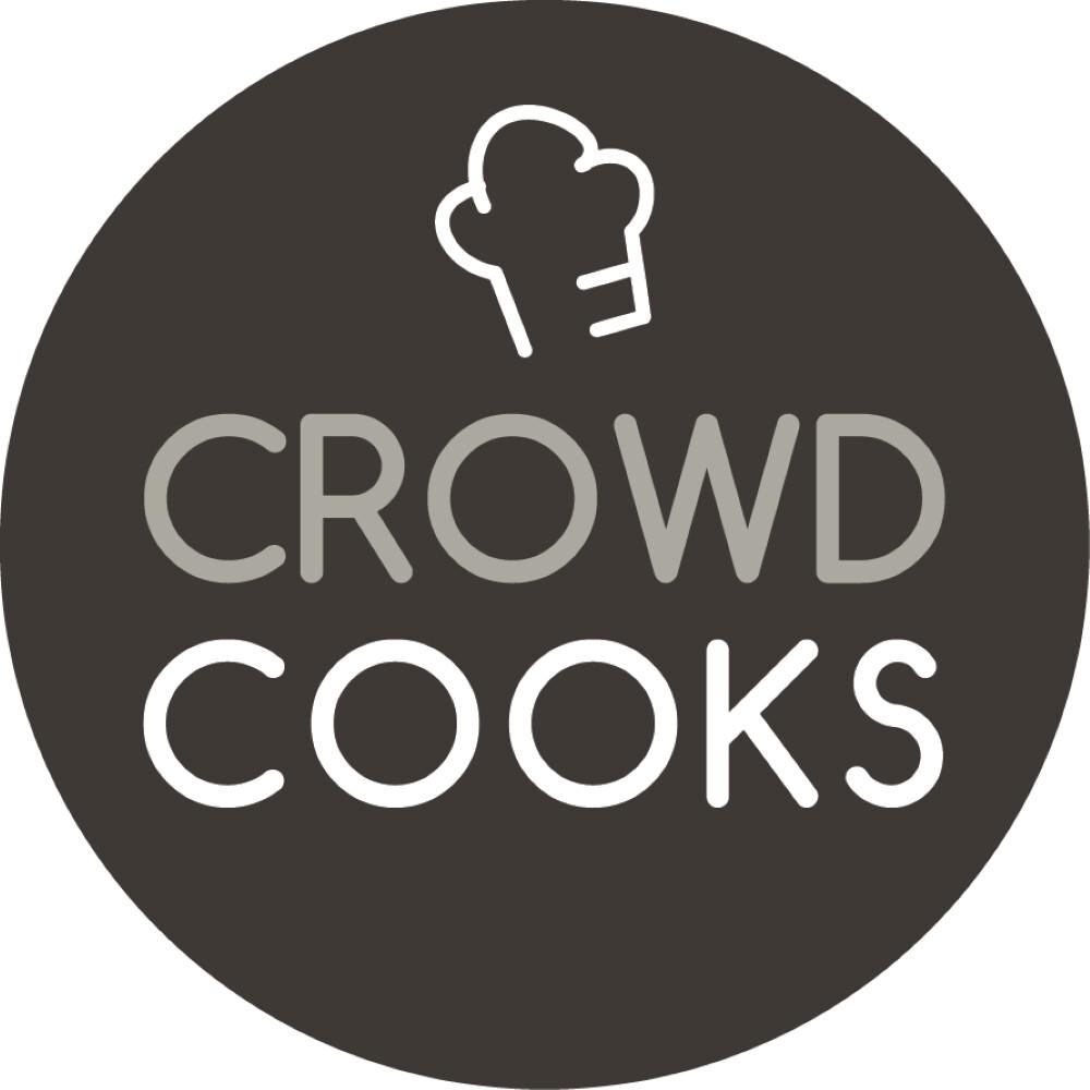 CrowdCooks.be Logo