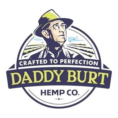 Daddy Burt Hemp Logo