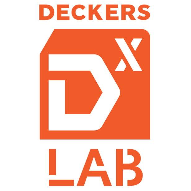 Deckers X Lab Logo