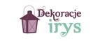 Dekoracje Irys Logo