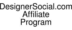DesignerSocial.com Affiliate Program Logo