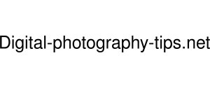 Digital Photography Tips Logo