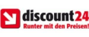 Discount24 - Runter Mit Den Preisen Logo