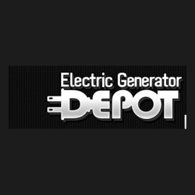 Electric Generator Depot Logo
