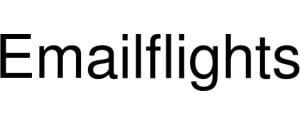 EmailFlights Logo