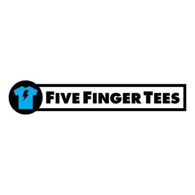 Five Finger Tees Logo