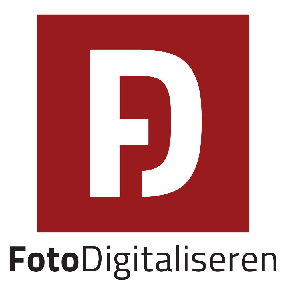 Fotodigitaliseren.nl Logo