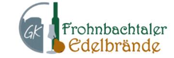 Frohnbachtaler-edelbraende.de Logo