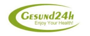 Gesund24h.de Logo