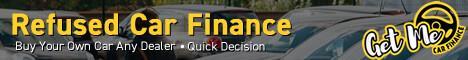 Get Me Car Finance Uk Logo