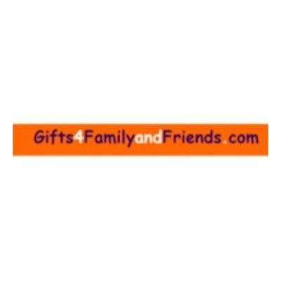 Gifts4FamilyandFriends Logo