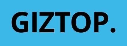 Giztop. Logo