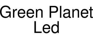 Green Planet Led Logo
