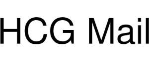 HCG Mail Logo