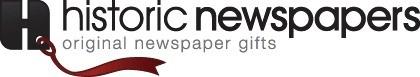 Historic Newspapers Logo