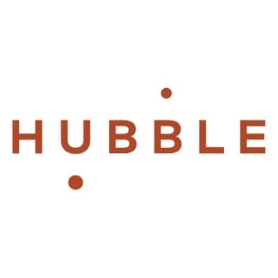 Hubble Contacts Logo