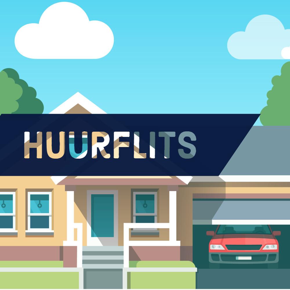 Huurflits Logo