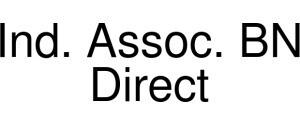 Ind. Assoc. BN Direct Logo