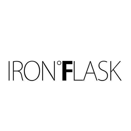 Iron Flask Logo