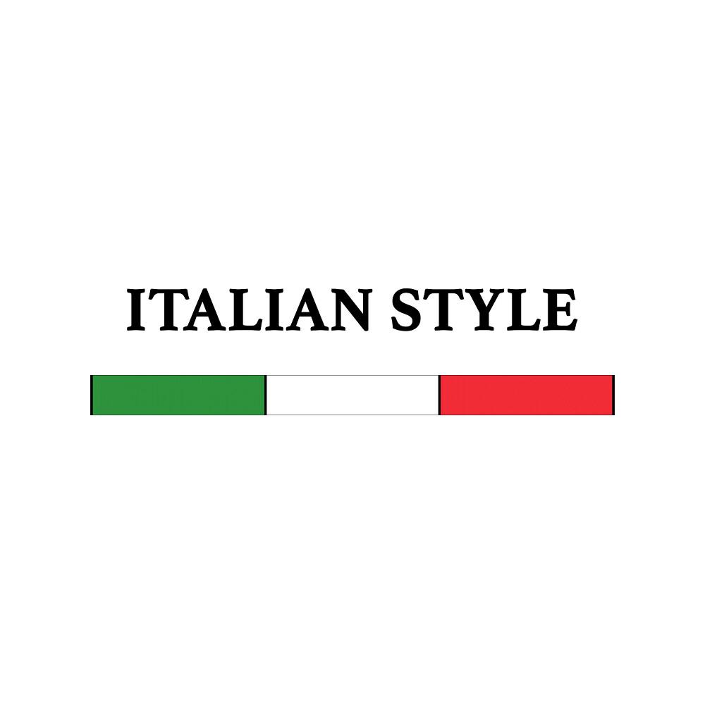 Italian-style Logo