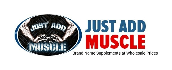 Just Add Muscle Logo