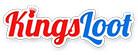 KingsLoot - Abo-Box Für Geeks, Nerds Und Gamer Logo