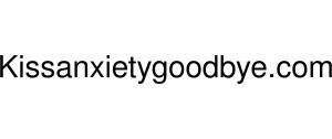 Kissanxietygoodbye Logo