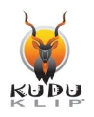 Kudu Klip Logo