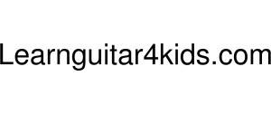 Learnguitar4kids Logo
