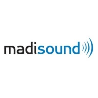 Madisound Logo