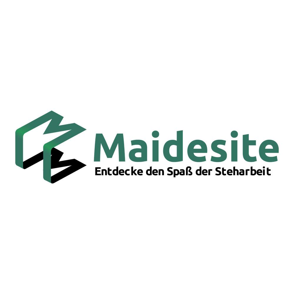 Maidesite De Logo